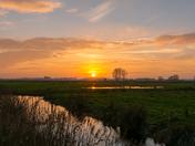 Buckenham Marsh Sky