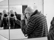 Room full of mirrors, Selfie