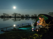 A is for Angling in Moonlight