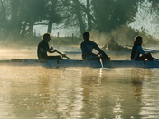 Three Rowers, Three Things