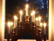 Symmetrical Christmas Lights