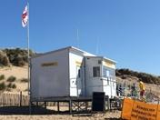 RNLI Lifeguards at Croyde