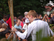 Olympic Torch in Redbridge (Part 2)
