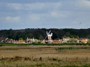 Cley Mill From Blakeney