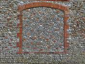 Framed. Cobble Wall