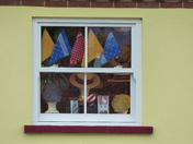 Framed. Window Display