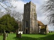 St Ethelbert's Church, Falkenham