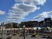 Market clouds