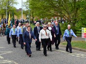 Bungay St George's Day Parade