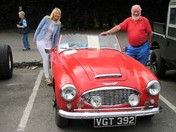 Clevedon Lions Club Classic Car Event 2017.
