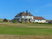 Sheringham Golf Club From The Holt To Sheringham Train