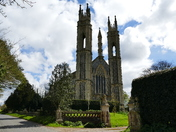 Norfolk Landmarks. Booton Church