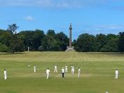 Norfolk Landmarks. Holkham Hall Obilisk