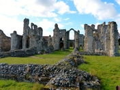 Norfolk Landmarks. Castle Acre Priory