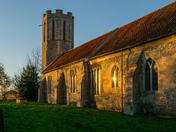 St Nicholas, Buckenham, Norfolk Landmark