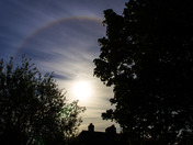Halo over Harleston