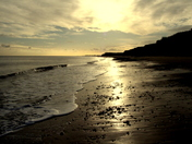 View from covehithe beach towards southwold 2