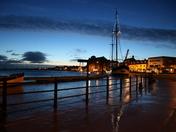Norfolk Landmarks: Wells Quay