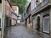 Norfolk Landmarks: Elm Hill