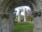 Norfolk Landmarks: Walsingham Abbey