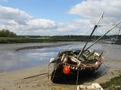 Boat on the Deben