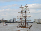 TALL SHIPS REGATTA GREENWICH LONDON 2017