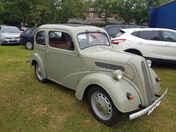 PARTY IN THE PARK VINTAGE VEHICLES HATFIELD PEVEREL 2016