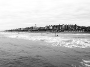 Southwold on a spring morning, that felt more like winter