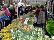 Sunday morning at Columbia Road Flower Market