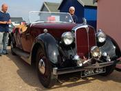 Annual Historic Vehicle Run: Ipswich -> Felixstowe