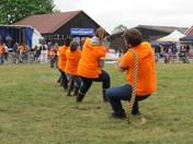 Fantastic day at Suffolk young farmers country fair at Easton farm park.