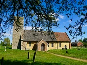 Butley church