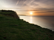 Spring Sunrise, Orcombe Point,Exmouth