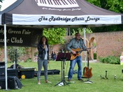 Redbridge Music Lounge entertain at Valentines Mansion