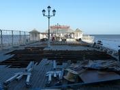 RETROSPECT. Remember Damage Of The Pier In Dec 2013