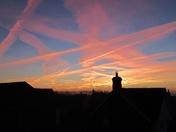 Stisted Sunrise Skyline
