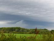 SKYLINE.. Stormy Sky