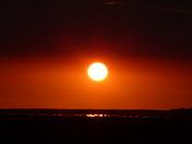 SKYLINE. Sunset meets sea