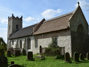 St Edmunds Church Thurne