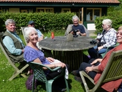 iwitters Meet at the Hawk and Owl Trust, Sculthorpe