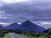 Skyline - Mountains on Isle of Skye