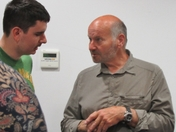 Life Behind The Lens - Russell Savory at the Essex Wildlife Trust HQ