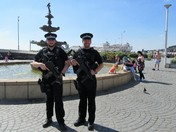 Armed Patrols.