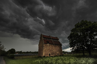 Willington Tudor Dovecote, in Bedfordshire