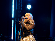 Toyah, at Exmouth festival