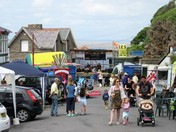 Birnbeck Pier 150th Anniversary Event.