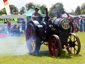 Day spent at Woolpit Steam rally