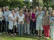 Gardeneer hosts welcome visitors to Harleston's open gardens