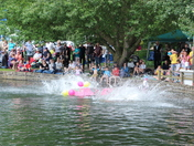 Needham Market Raft Race 2017