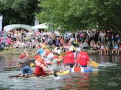 Needham Market Raft Race 2017